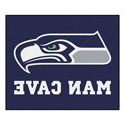 FANMATS 14371 NFL Seattle Seahawks Nylon Universal Man Cave