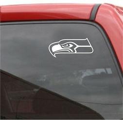 SET of 2 Seattle Seahawks Decal Vinyl Car Truck Decal Window