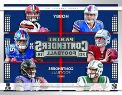 2018 Panini Contenders Football Cards Base Team Set Pick Fro