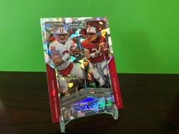 2020 #17/23 Russell Wilson CRACKED ICE LEGACY Contenders QB