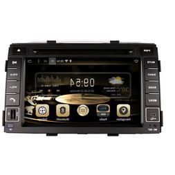 Car Radio Stereo GPS Navigation Android 7.1 for Kia Sorento