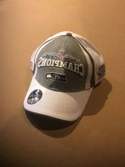 Error Seattle Seahawks Super Bowl XL Champions Ball Cap Hat