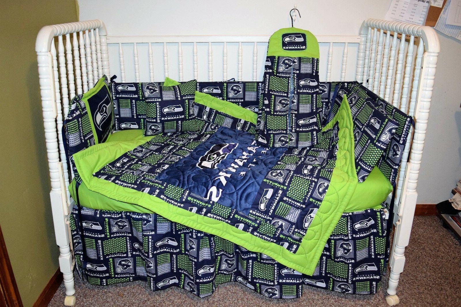 crib bedding nursery set made w seattle