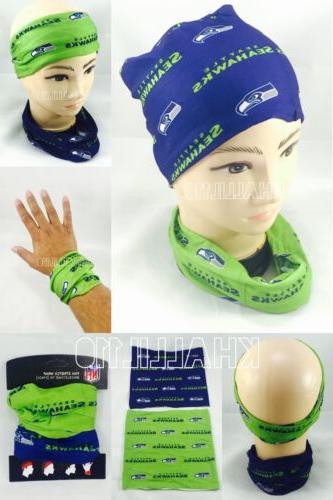 nfl seattle seahawks fan stretch warp bracelet