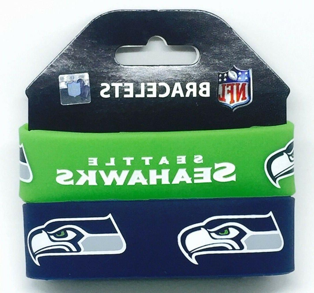 nfl seattle seahawks silicone rubber