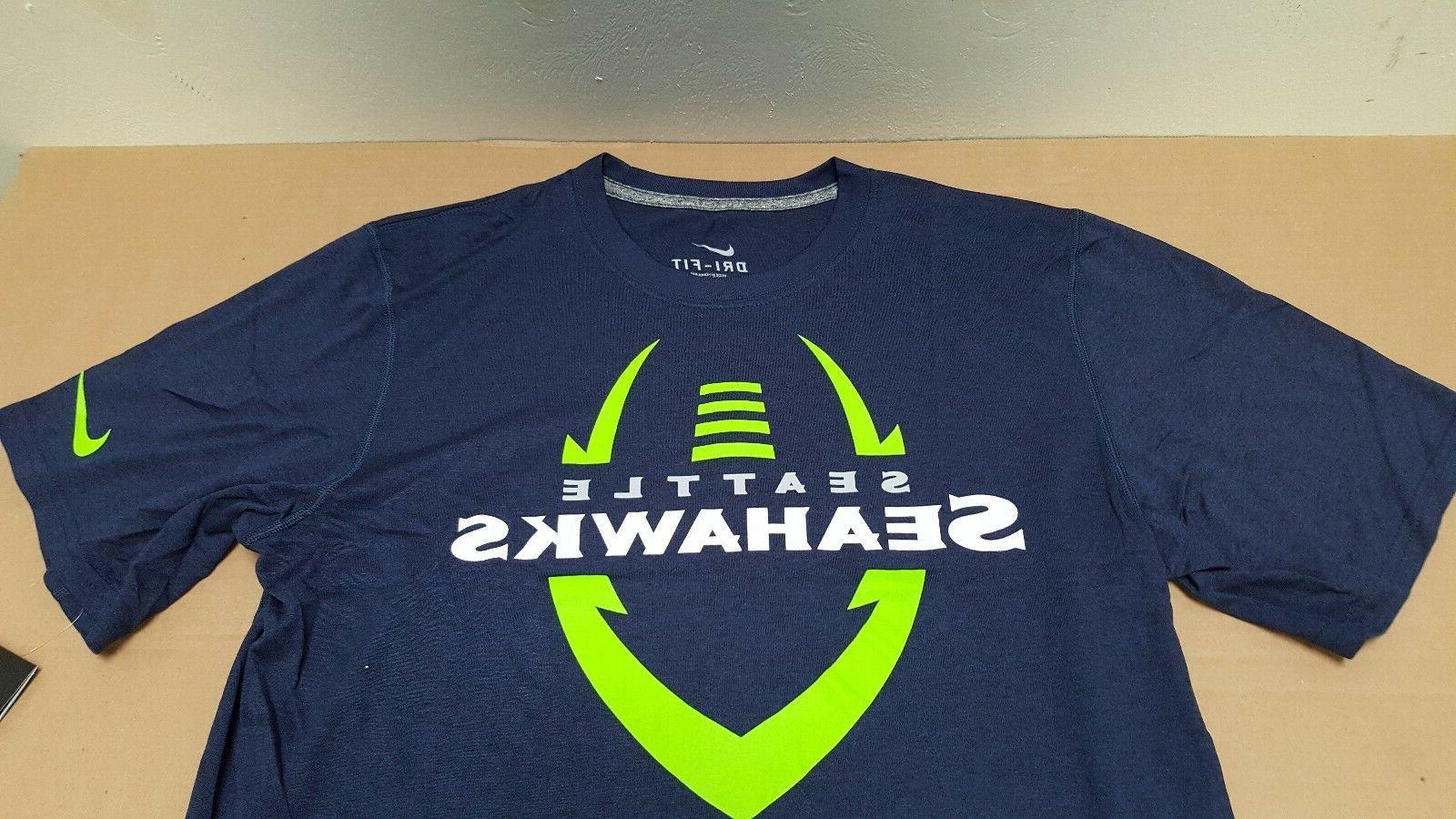 Seattle NFL Navy Blue NEW