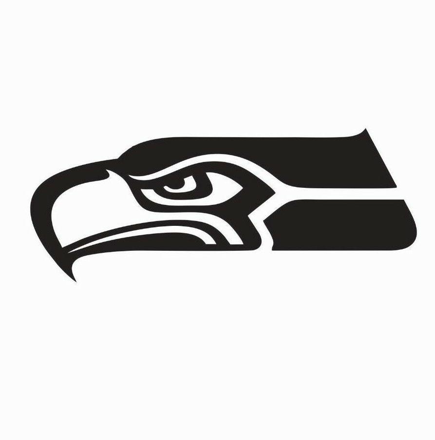 seattle seahawks nfl football vinyl die cut