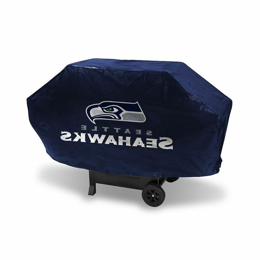 seattle seahawks nfl grill cover