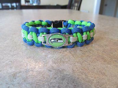 Seattle Seahawks NFL Bracelet