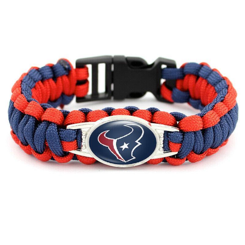 seattle seahawks paracord football bracelet usa