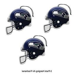 New Team ProMark NFL Seattle Seahawks Long Lasting Scent Air