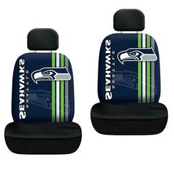 New NFL Seattle Seahawks Printed Logo Car Truck 2 Front Seat