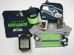 New NFL Seattle Seahawks Assorted 12th Fan Accessories Gift