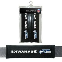 NFL Seat Belt Pad 2 Pack NFL Team: Seattle Seahawks