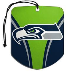 Team ProMark NFL Seattle Seahawks 2-Pack Air Freshener 2-4 D