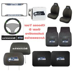 NFL Seattle Seahawks Choose Your Gear Auto Accessories Offic