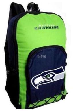 NFL Seattle Seahawks Echo Bungee Style Backpack