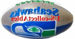 NFL Seattle Seahawks Football Keychain Inexpensive Souvenir