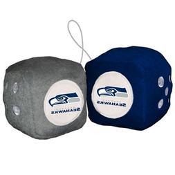 NFL Seattle Seahawks Fuzzy Dice