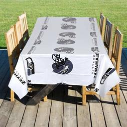 NFL Seattle Seahawks Table Cover, 54-inches by 108-inches