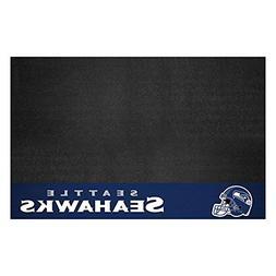 FANMATS NFL Seattle Seahawks Vinyl Grill Mat