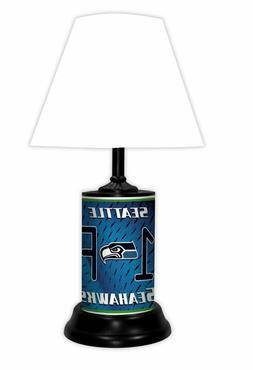 SEATTLE SEAHAWKS #1 FAN LAMP