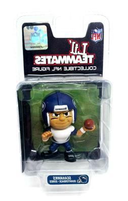 Seattle Seahawks Action Figure Toy NFL Football QB