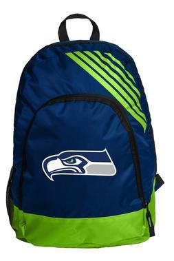 Seattle Seahawks BackPack Back Pack Book Sports Gym School B