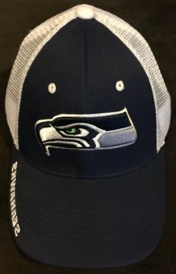 Seattle Seahawks NFL Baseball Mesh Cap One Size Stretch