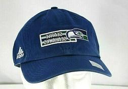 Seattle Seahawks Blue NFL Baseball Cap Adjustable