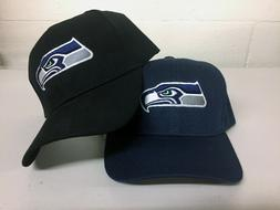 Seattle Seahawks Cap SEA Hat Embroidered Game Men Home Adjus
