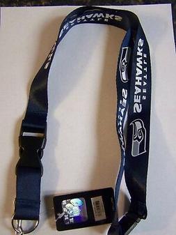 Seattle Seahawks Deluxe Lanyard