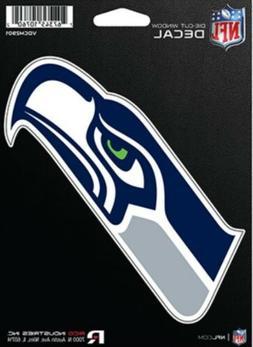Seattle Seahawks Die Cut Decal-Car Window, Laptop, Tumbler.
