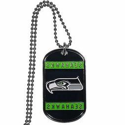 "Seattle Seahawks Football Enameled Team Logo NFL 26"" Chrome"