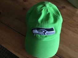Seattle Seahawks Green Baseball Cap