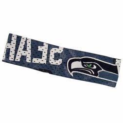Seattle Seahawks Jersey Fanband Headband
