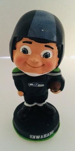 Seattle Seahawks Mini Dashboard Bobblehead NFL