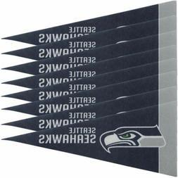 Seattle Seahawks Mini Pennant Set: 8-Pack