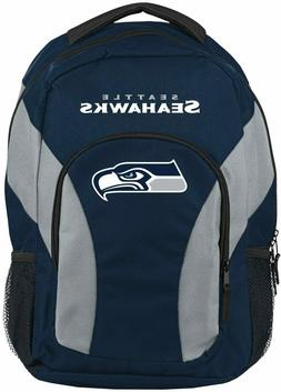 Seattle Seahawks NFL Backpack for School Youth 18.5 x 13 x 8