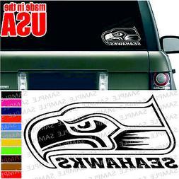 Seattle Seahawks NFL DECAL American Football cool Car Window