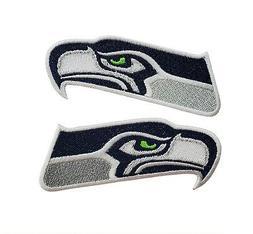 Seattle Seahawks NFL Football 2PK Sleeve Fully Embroidered I