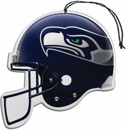 SEATTLE SEAHAWKS NFL FOOTBALL 3-PACK AIR FRESHENER VANILLA S