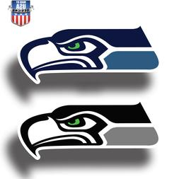 seattle seahawks nfl football color logo sports