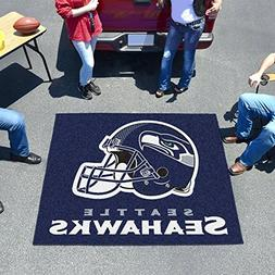 SEATTLE SEAHAWKS NFL TAILGATER FLOOR MAT  SIZE ONE
