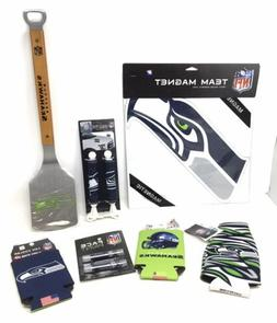 Seattle Seahawks NFL Ultimate Fan Pack-Tailgating-Game Day-P