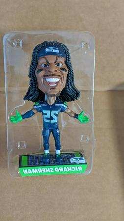 FOREVER COLLECTIBLES SEATTLE SEAHAWKS RICHARD SHERMAN BOBBLE