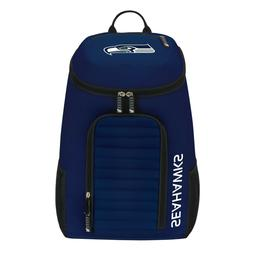 Seattle Seahawks Topliner Backpack NFL OFFICIAL FREE SHIPPIN