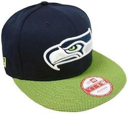 New era Seattle Seahawks Visor Mesh Snapback Cap 9fifty S M